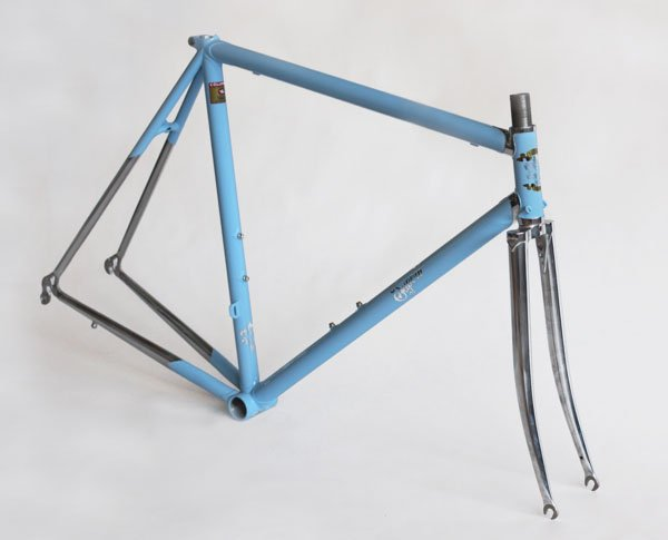 Superb Marcato road frame