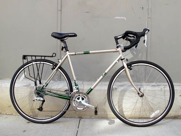 2009 Fuji Touring bicycle