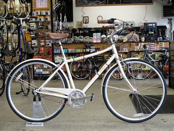 2011 Raleigh Classic Roadster city bike
