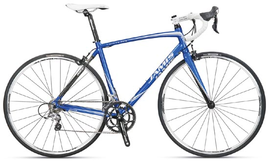 2012 Jamis Ventura race aluminum carbon road bike