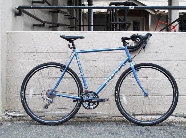 2013 Bianchi Volpe bicycle