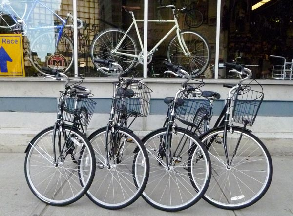 Cambridge bicycle rental