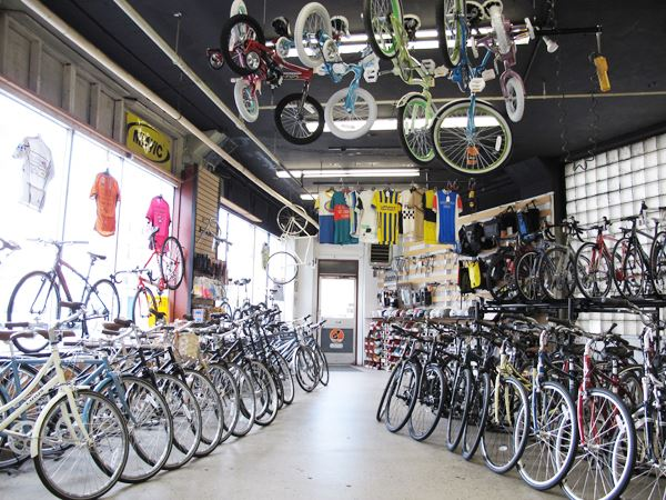 Cambridge Bicycle Black Friday Holiday Sale 2013