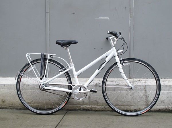 2011 Jamis Commuter 4 step through frame on sale