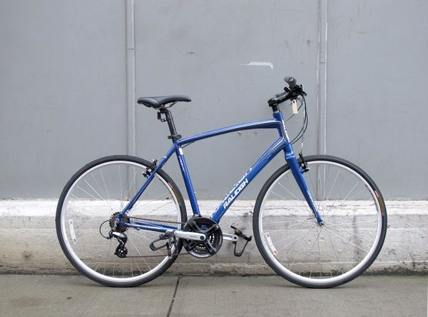 2013 Raleigh Cadent FT0 demo on sale