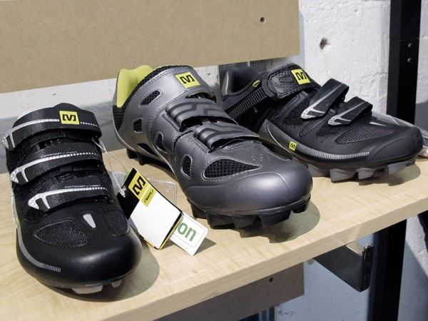 Mavic shoes for road mountain commuting cycling