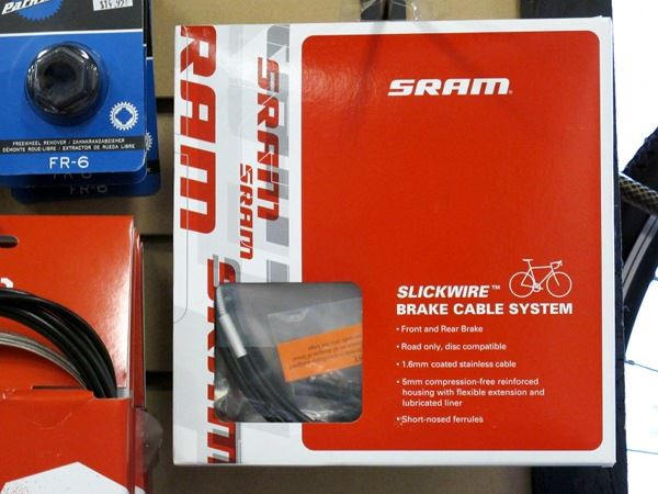 Sram Slickwire road brake cables