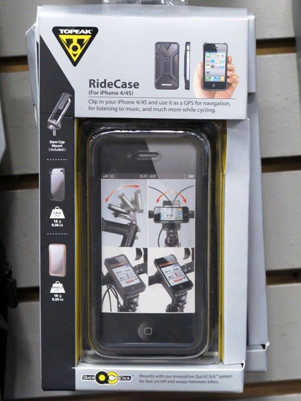 Topeak Ridecase iPhone 4