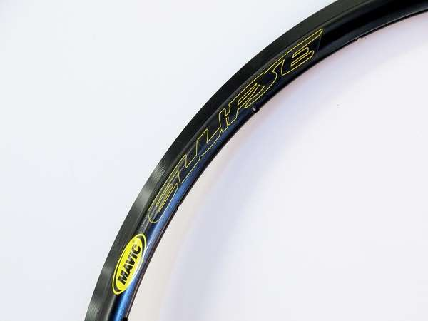 Mavic Ellipse 700c rim for track