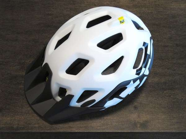 2013 Mavic Notch MTB mountain helmet