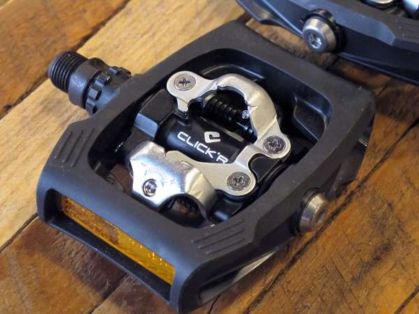 Shimano UT70 Click'r commuter SPD pedal