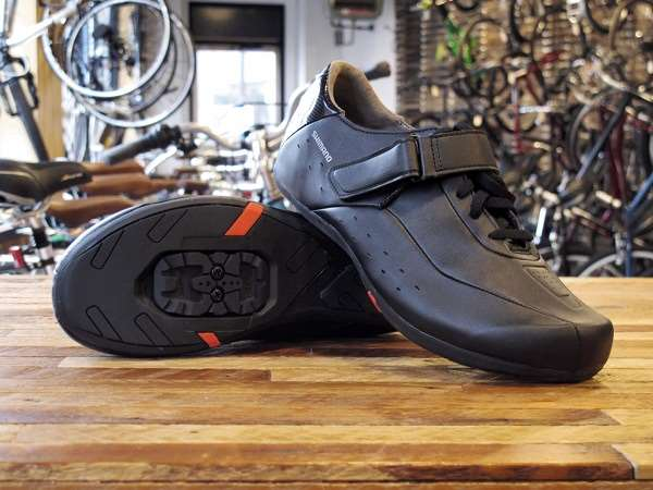 Shimano UT70 Click'r commuter SPD shoes