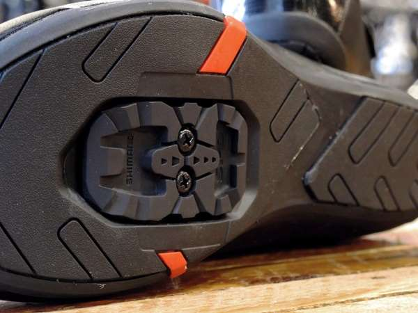 Shimano UT70 Click'r commuter SPD shoe cleat