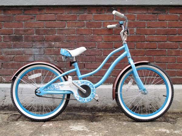 Used Raleigh girl's bike