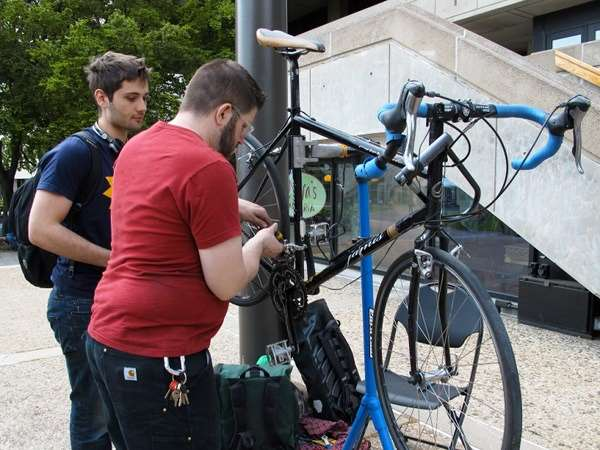 Cycling Clinic at MIT