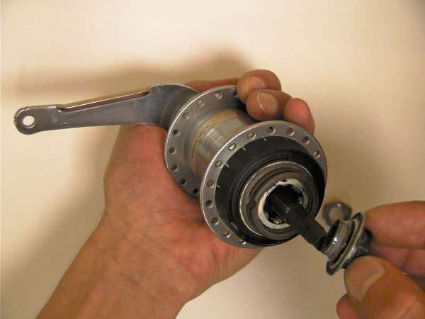Shimano Nexus 3 speed hub teardown by MIT student