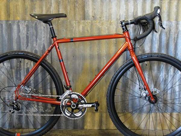2014 Raleigh Roper Boston Bike Shop