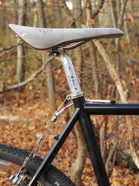 Brooks Cambium C17 vegan bicycle saddle review