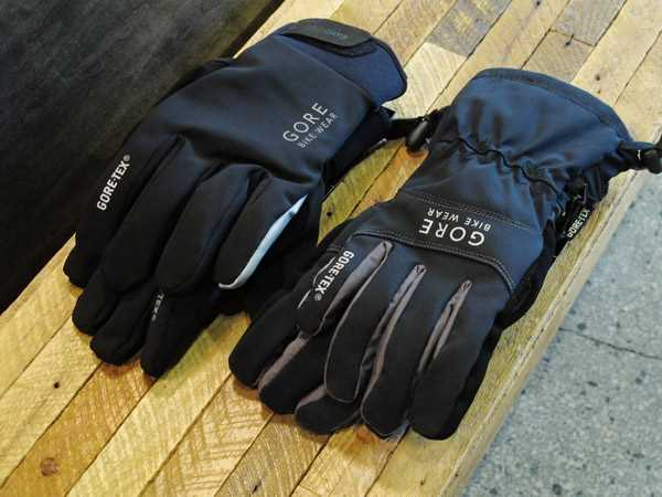 Gore bike wear gloves Countdown cross Gore Tex