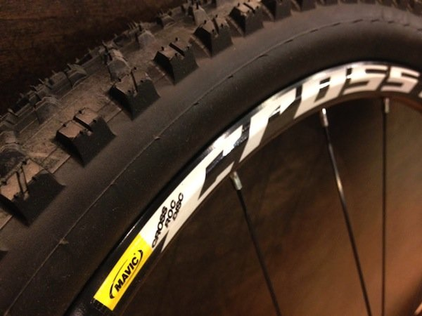 mavic crossroc 29er ust tubeless wheels