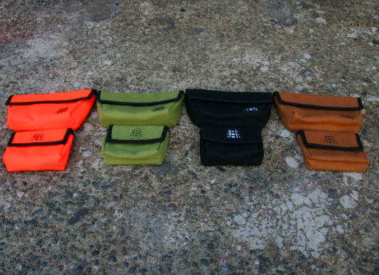 Hip Packs, Transient Bag Co