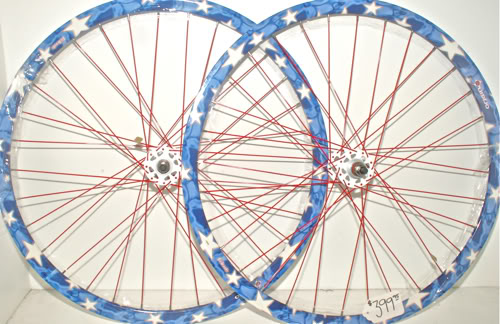 Stars and Spokes