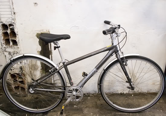 Jamis Commuter 1 2010