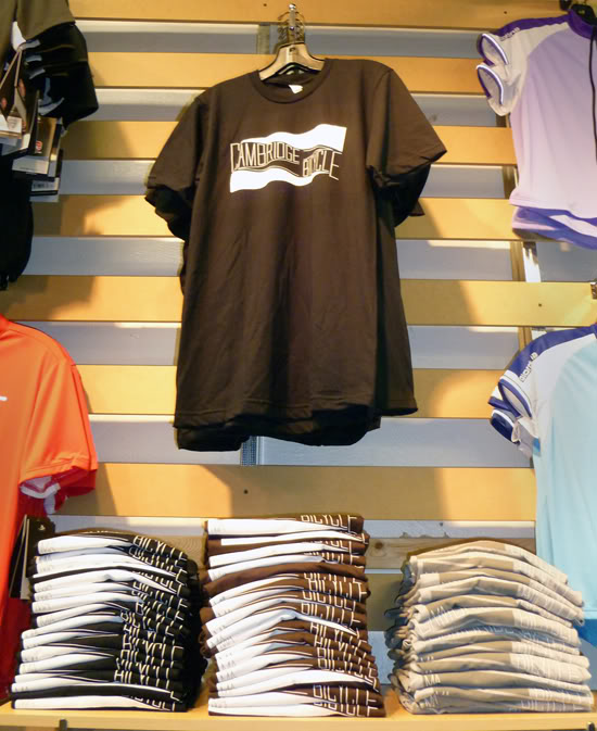 CB shirts and Pedaler Clothing