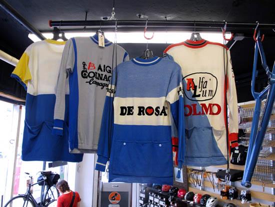 Campagnolo Vintage Jerseys