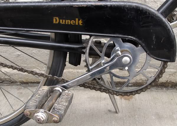 Dunelt Crank