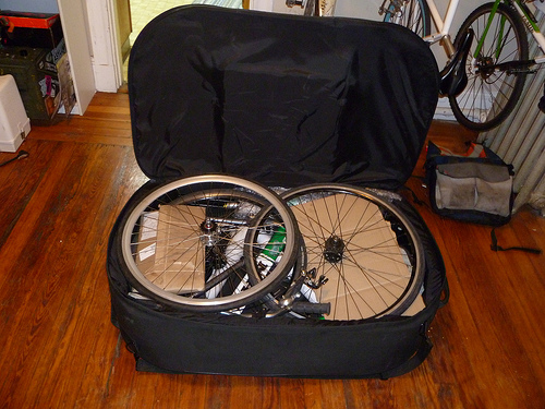 Bike Pro USA soft bag