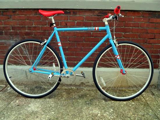 SE Draft bicycle