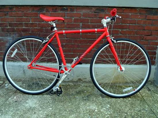 SE Draft Lite bicycle