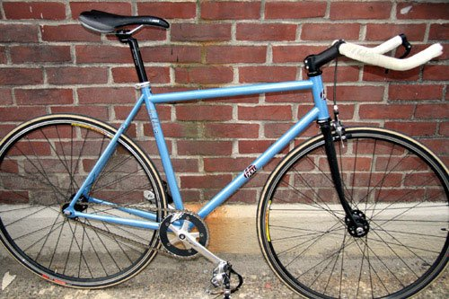 Budd Bike Works #9