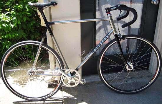 Igleheart Track Bike On Ebay