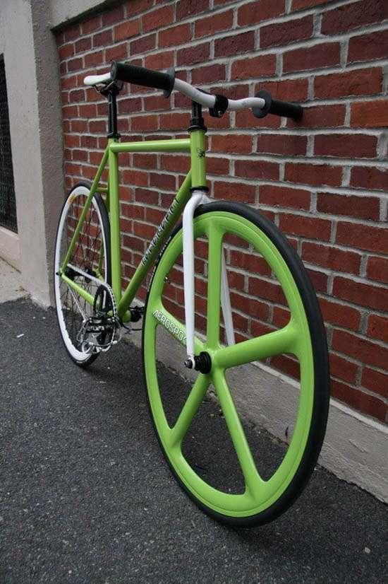 Igleheart custom track bike 1