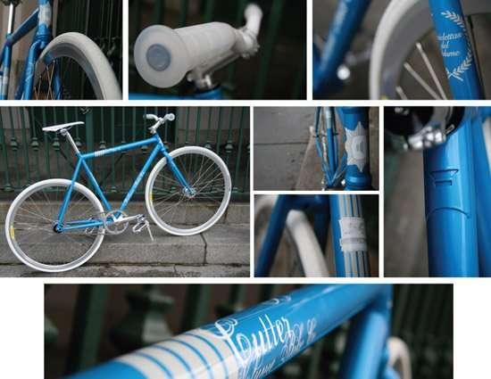 Volume Bike Co. Cutter Custom