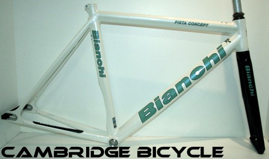 Bianchi Pista Concept…..back in stock!