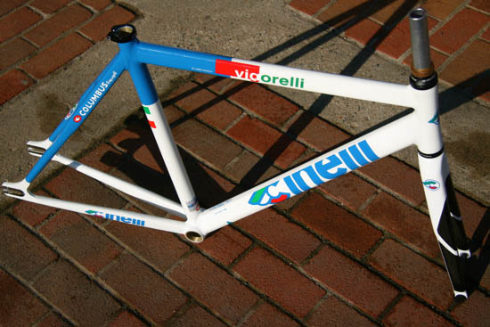 Cinelli Frames, now in stock!!