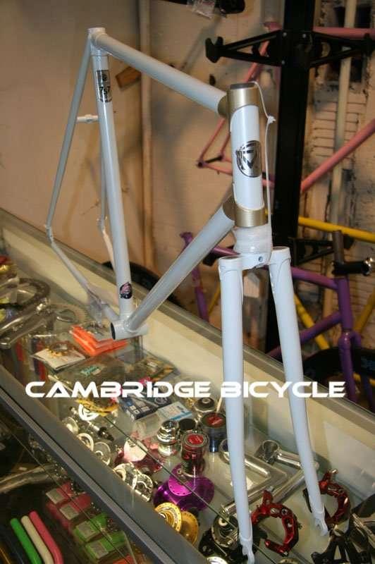 SiLLGEY Cerchio Lugged Track Framesets