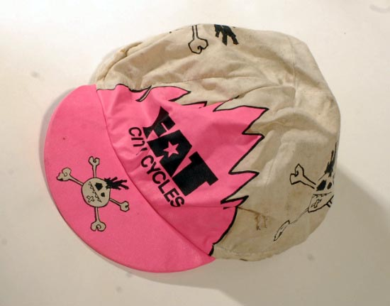 Found in the Basement: Fat City Cycles cap