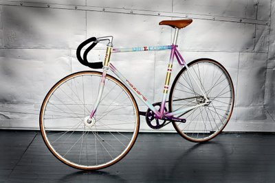 Kazane X Natas Kaupas Collaboration Bike