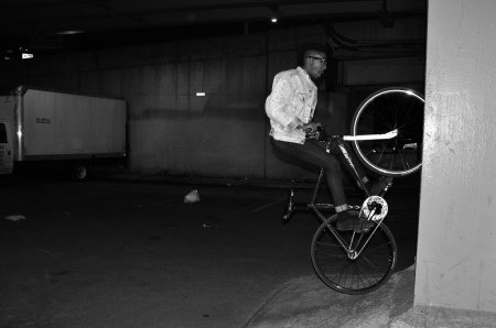 SE Bikes Fixed Gear Team Introduces Torey Thornton