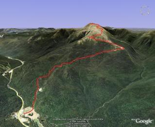 Mt Washington Hillclimb