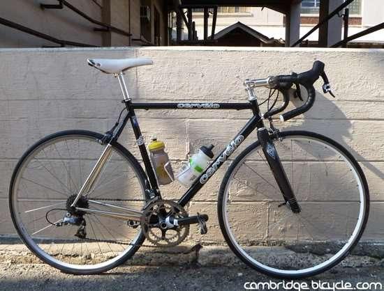 Employee Bike Profile: Pete's Cervelo
