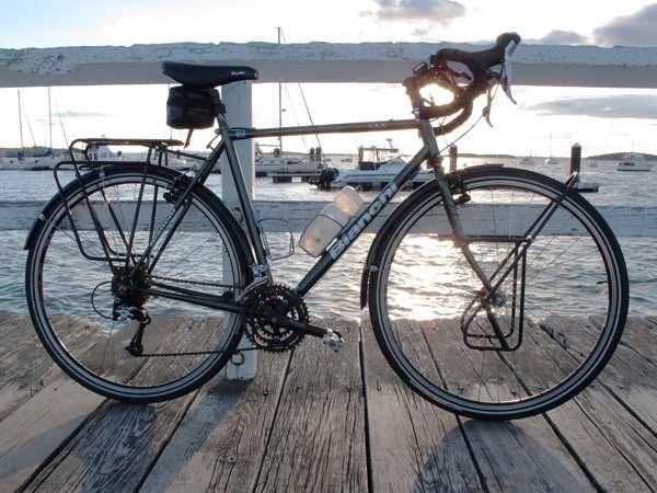 Employee Bike Profile: Ben's Bianchi Volpe