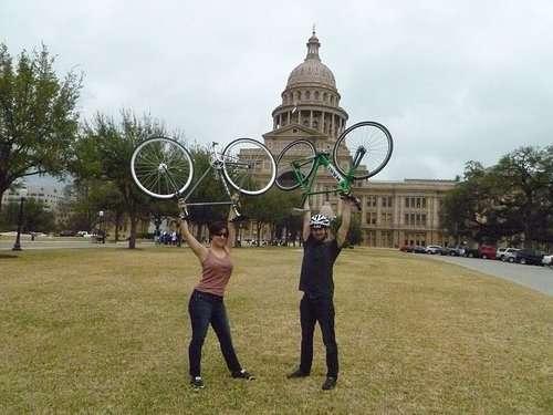 PreNAHBS fun in Austin