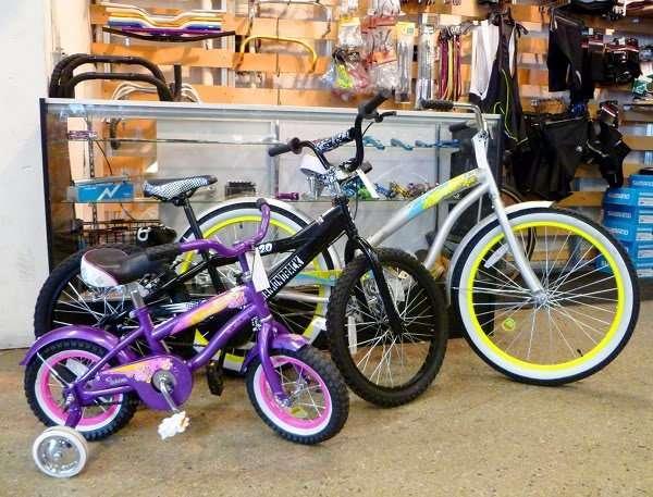 Kid's Bikes