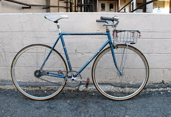 Employee Bike Profile: Stephen's Hoffy