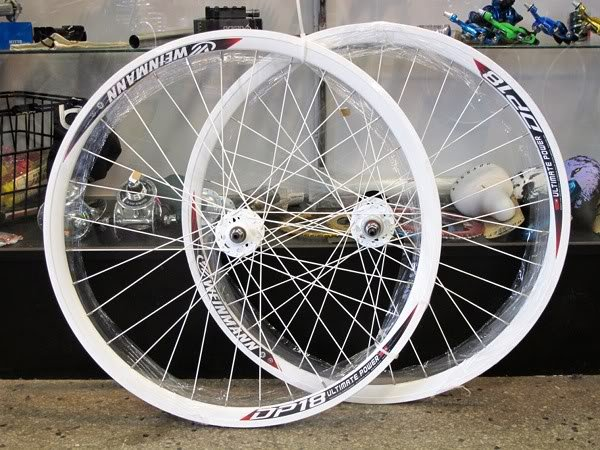 Single Speed Wheelsets In Stock
